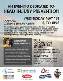Head Injury Prevention