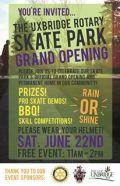 Uxbridge Rotary Skate Park