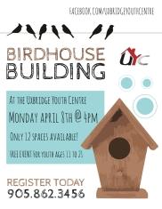 Birdhouse Building