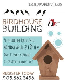 Birdhouse Building