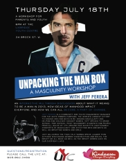 Unpacking the Man Box