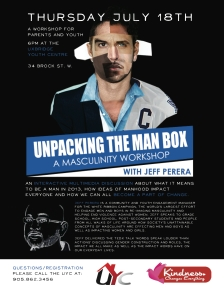 Unpacking the Man Box