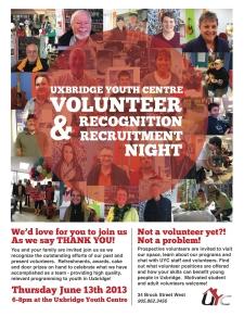 Volunteer Recognition
